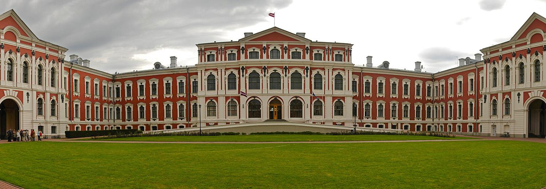 Lettonie, Jelgava (université agricole)