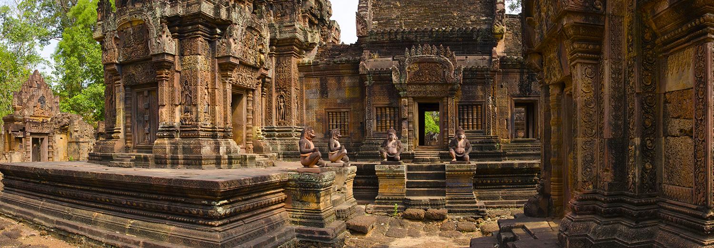 Angkor, Banteay Srey