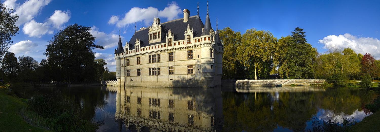 Azay-le-Rideau, le château