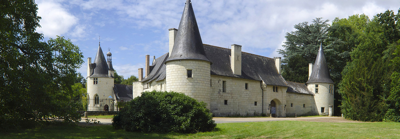 Villebernier - Le manoir de Launay
