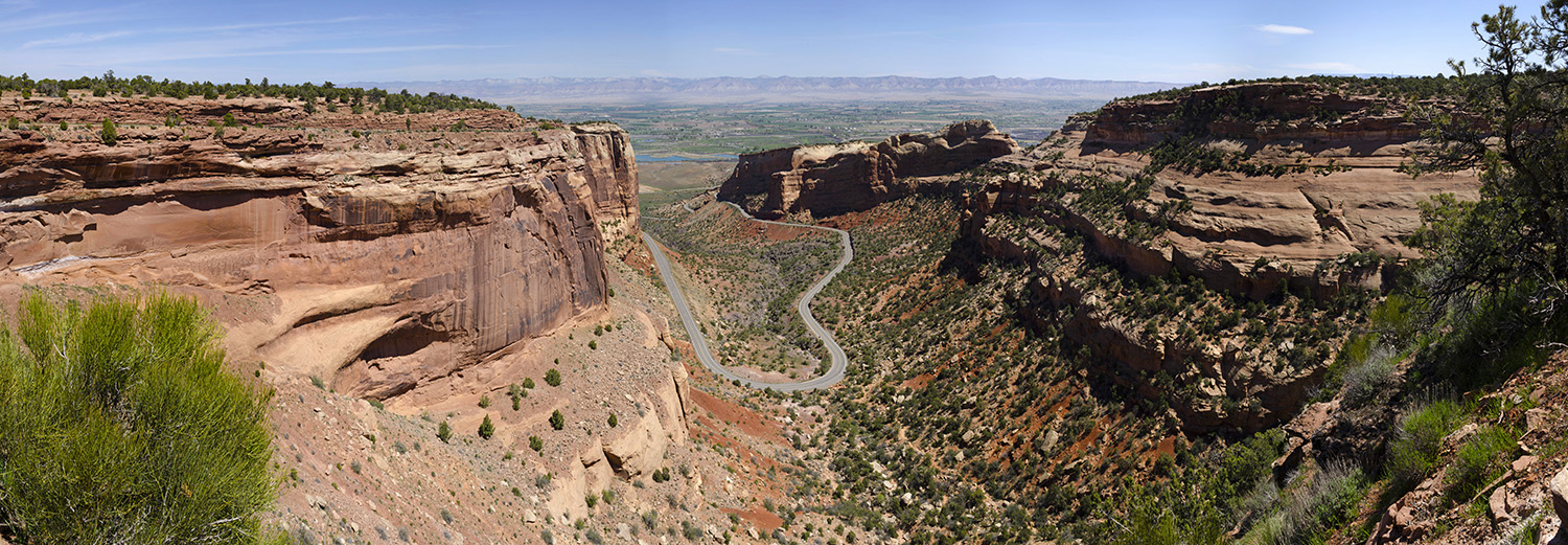 Colorado National Monument, Fruita Canyon