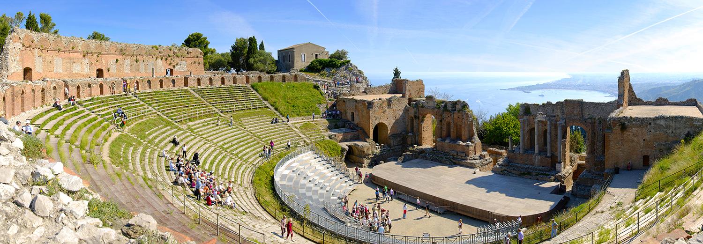 Sicile, Taormine