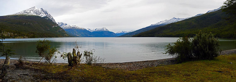 Ushuaia, parc national de la terre de feu (lac Roca)