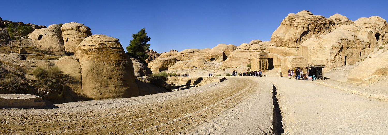 Petra, Bab El Siq
