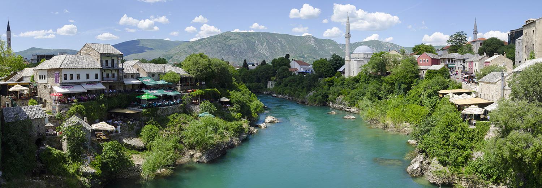 Bosnie, Mostar