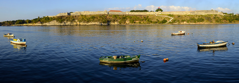 La Havane, forteresse de San Carlos