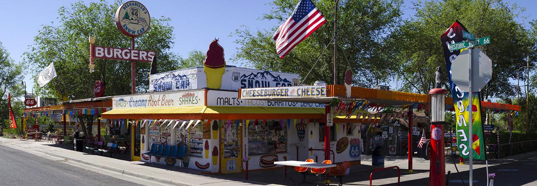 Route 66, Seligman