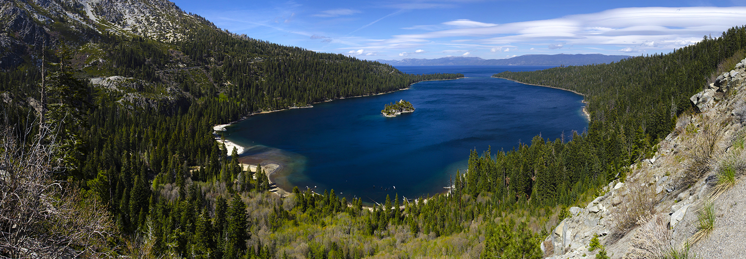 Lake Tahoe, Emerald Bay
