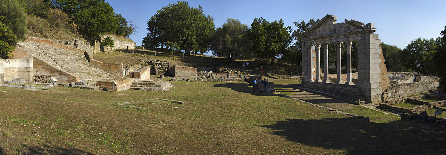 Apollonia, site antique