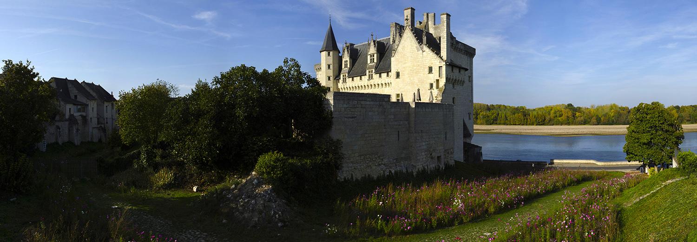 Montsoreau, le château