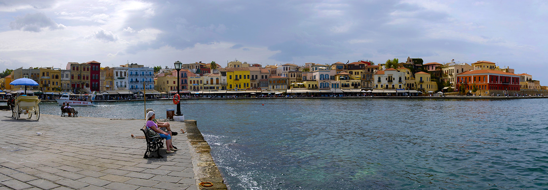 Crète, Hania