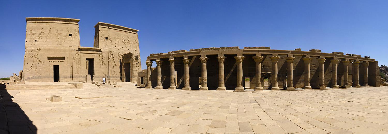 Louxor, Philae (temple d'Isis)