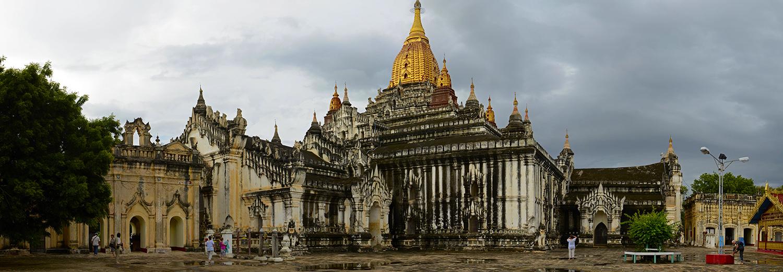 Bagan, temple d'Ananda