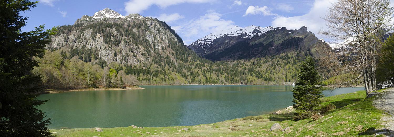 Pyrénées Atlantiques, Lac de Bious-Artigues