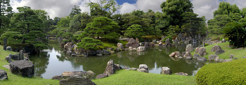 Kyoto, château Nijo