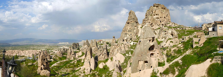 Cappadoce, Uchisar