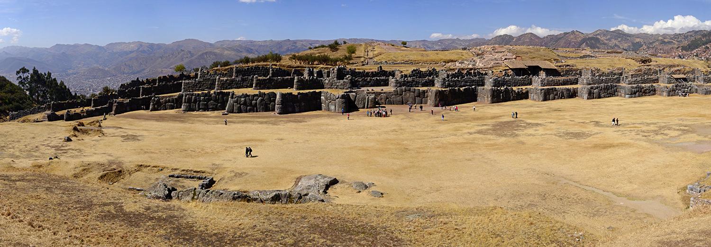 Cusco, Saqsaywaman