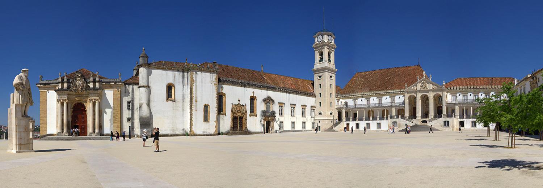 Coimbra, l'université