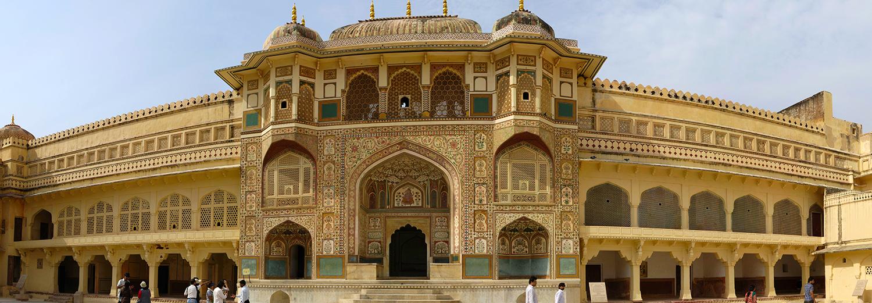 Jaipur, forteresse d'Amber