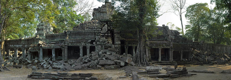 Angkor, Ta Phrom