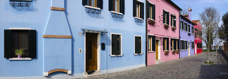 Venise, Burano