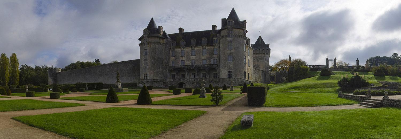 Saint-Porchaire, château de la Roche Courbon