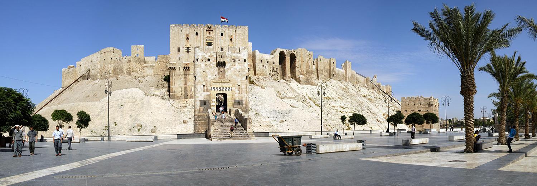 Alep, la citadelle