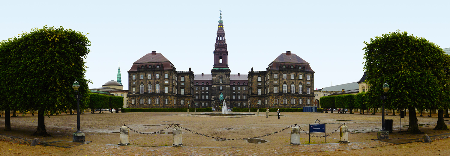 Copenhague, Christianborg Palace