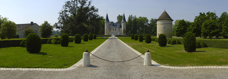 Parempuyre, château d'Agassac