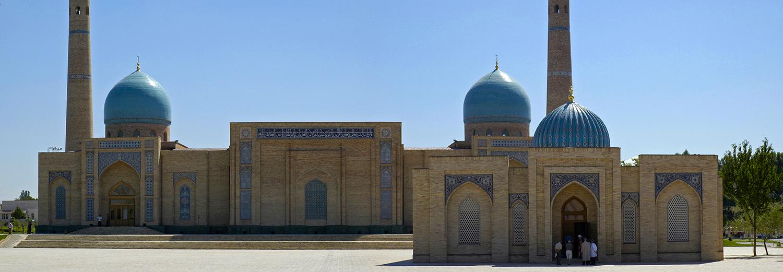 Samarkand, Hazrati Imam (nouvelle mosquée)