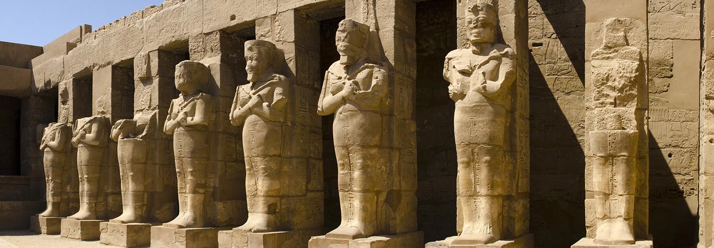Karnak, le temple