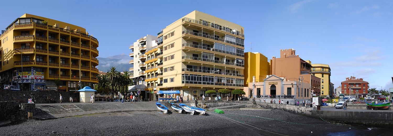 Tenerife, Puerto de la Cruz