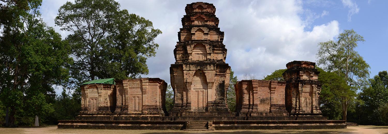 Angkor, Prasat Kravan