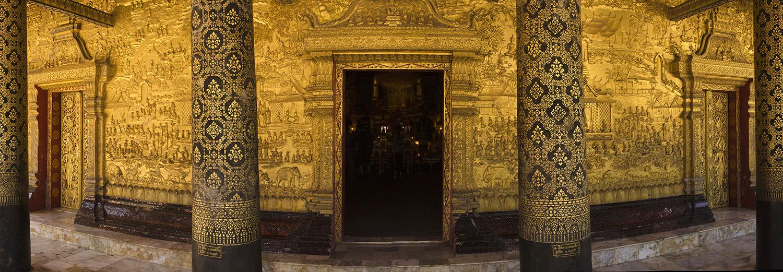 Luang Prabang, Vat Mai