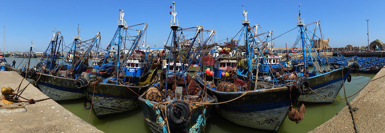 Essaouira, port de pêche