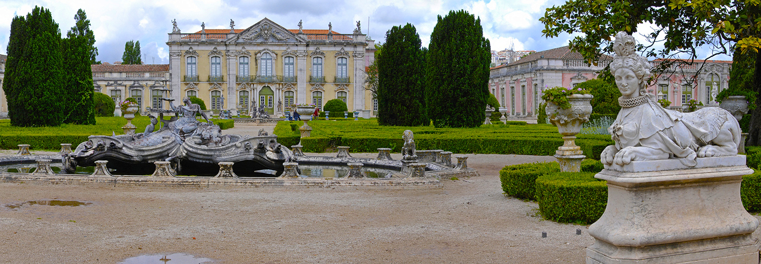 Queluz, Palais National