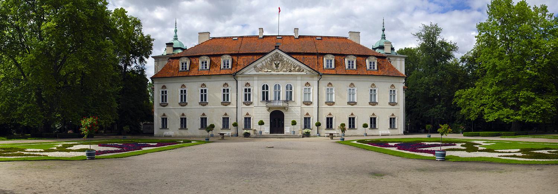 Lowicz, palais de Nieborow