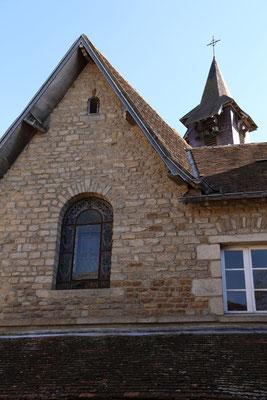 Monastère des clarisses à Alençon