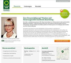 Steuerberatung Sybille Becker Roschberg