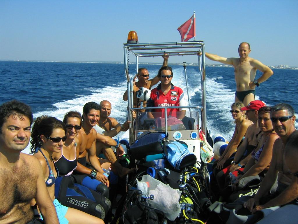 Diving con Max...!!