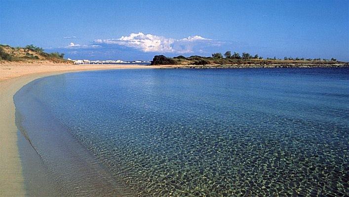 Spiaggia Torre Chianca