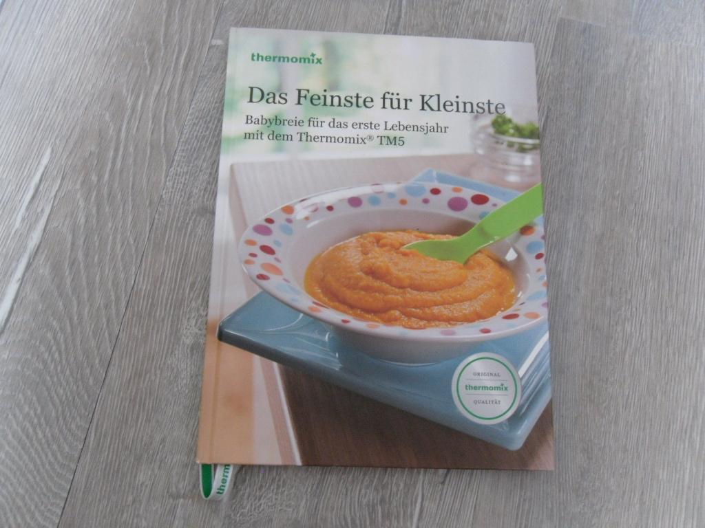 Thermomix Kochbuch für die *KLEINEN*