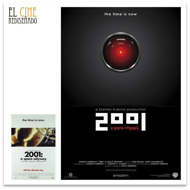 2001, una odisea en el espacio