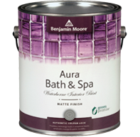 Benjamin Moore, Aura Bath & Spa Waterborne Interior Paint