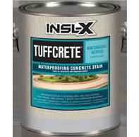 INSL-X Tuffcrete waterborne acrylic concrete stain