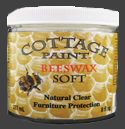 Bees Wax Soft, Cottage Paint
