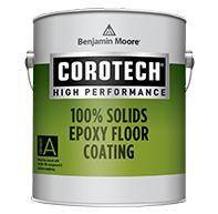 Benjamin Moore, Corotech, 100% Solids Epoxy Coating