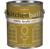 Benjamin Moore Collection® Interior Alkyd Satin Enamel