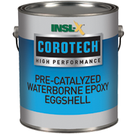 INSL-X Corotech, Pre-Catalyzed Waterborne Epoxy
