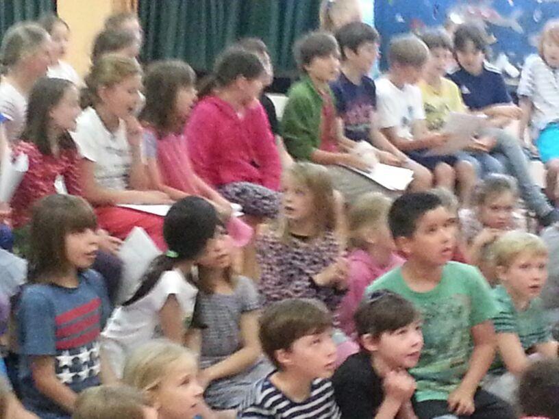 2013 mit 500 Potsdamer SchülerInnen
